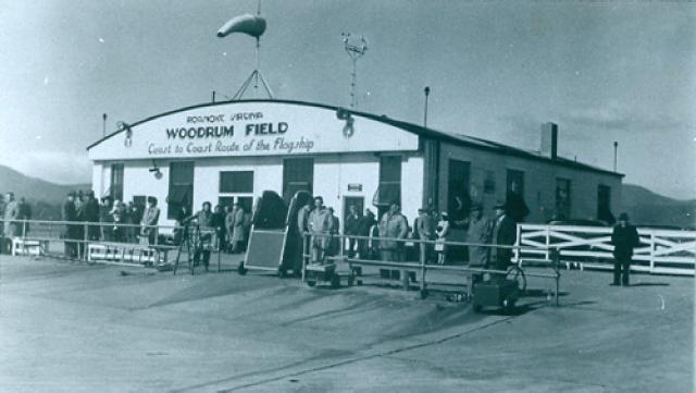 Woodrum Field Terminal image